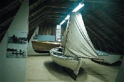Kuva Saaristomuseon kokoelmiin kuuluvasta jaalasta.